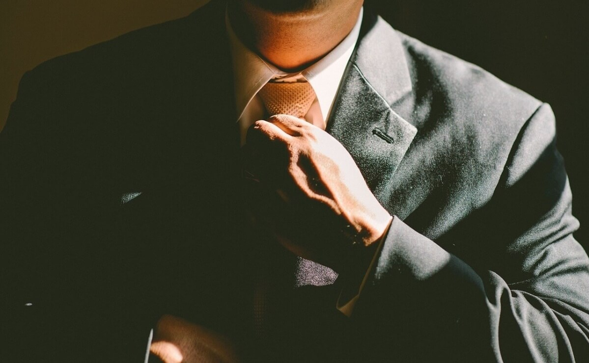男性用ネクタイ