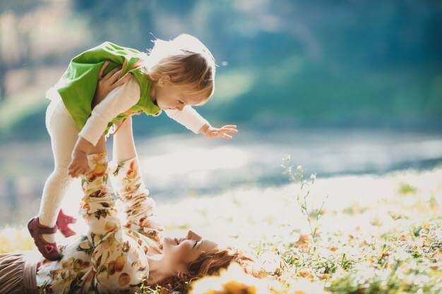 親と子,自由