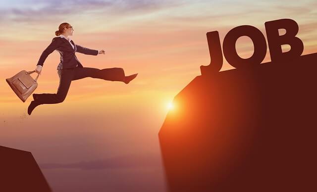 就職活動のイメージ